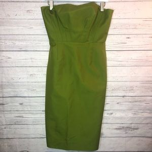 J. Crew 6 Strapless Dress